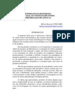 Metodologias de pesquisa aplicadas ao contexto de ensino-aprendizagem de línguas - MILENE.pdf