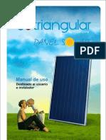 Instalacion panel solar