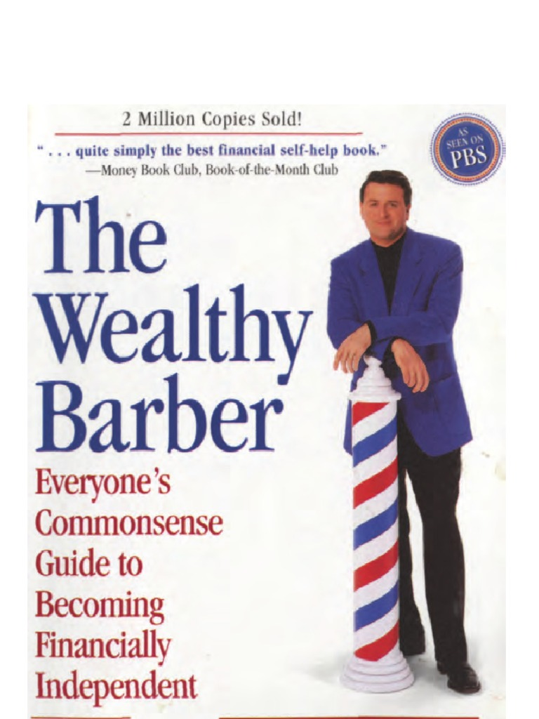 The Wealthy Barber Ebook