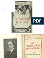 Atkinson William - La Perfeccion de La Raza