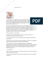 Desarrollo psicomotriz 7-12 mese