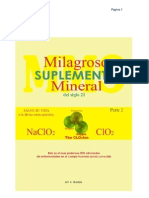 Milagroso Suplemento Mineral del Siglo 21 - 2