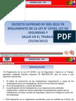 CHARLA D.S. N%C2%BA 005-2012-TR