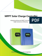 I-Panda Specification of MPPT Solar Charge Controller