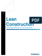 Lean Construction White Paper