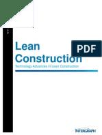 Lean Construction White Paper