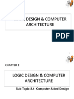 EC303 -  Chapter 2 LOGIC DESIGN & COMPUTER ARCHITECTUR