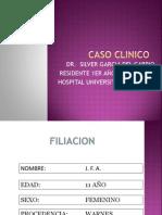 Caso Clinico Marzo