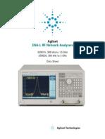 E5061A Data Sheet