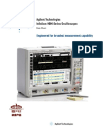 DSO9404A Data Sheet