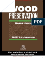 Wood Preservations