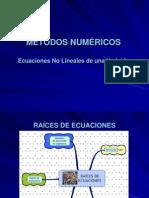 6 Ecuaciones No Lineales
