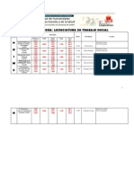 Examenes Trabajo Social - UNSE 2013