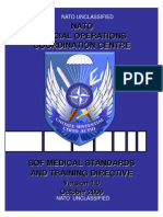 0779 NATO SOF Medical Standards and Training 2009