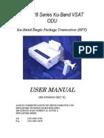 AAV 628 Series Ku Manual (Rev E)