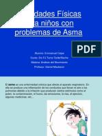 Actividades para niños con Asma. 2do Cuatrimestre. Cejas Emm