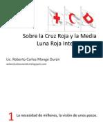Sobre La Cruz Roja y La Media Luna