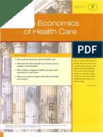 The Economics of Healthcare