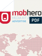 Mobhero Advertise Media Kit