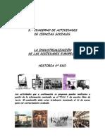 5.-Cuaderno de Actividades. Revolucion Industrial