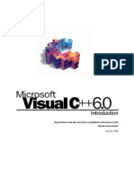 Visual Basic C++ 6