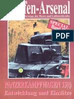 [Waffen-Arsenal] [Special Band 37] Panzerkampfwagen 35 (t) - Entwicklung Und Einsatze (2003)