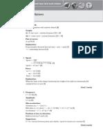 Oscillations ExamZone Answers