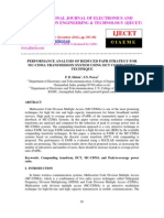 Performance Analysis of Reduced Papr Strategy for Mc-cdma Transmission System Using Dct Companding Technique