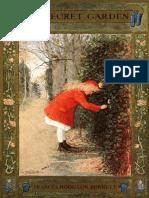 Burnett Secret Garden Illustrations