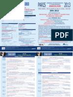 programme JIFA 2013