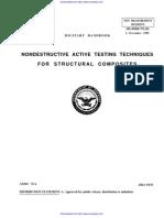 NONDESTRUCTIVE ACTIVE TESTING TECHNIQUES