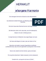 Heraklit Harmonie