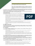 Convalidación Parcial de Estudios Universitarios Extranjeros