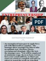 Entreprenuership Module 1