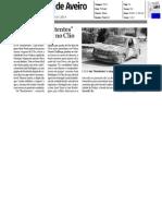 """RENAULT CLIO 1.1 DE 1991 CHEGOU A DAKAR NO """"DIÁRIO DE AVEIRO"""""""