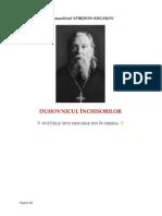 Arhimandrit Spiridon Kislykov - Duhovnicul Inchisorilor