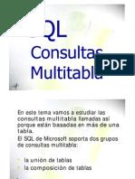 03 Consultas Multitabla Union