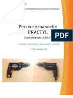 Final Rapport Cp42 Groupe Perceuse Manuelle
