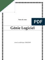 17295745 Cours de Genie Logiciel