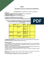 Cursul 11 Metabolismul Fosfocalcic