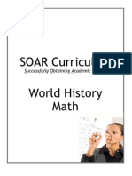 SOAR-World History
