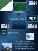 Asigurarile financiare