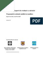 Poverty Assessment Report Rom
