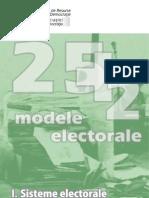 Modele elelctorale