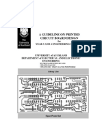 7118026 Guideline on Printed Circuit Board Designs