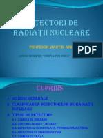 Detector i de Radiatii Nuclear e