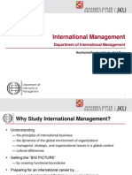 International Mgnt