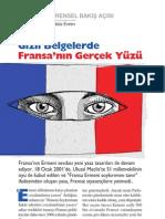 Fransa ve Ermeni  İlişkileri Gürbüz Evren