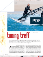 Surf Magazin Test Slalom Boards