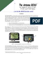 Antenna BOSS Manual 27feb05